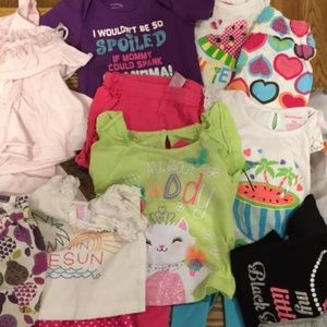 Other - 36 piece  lot of girls spring/summer 12 mth